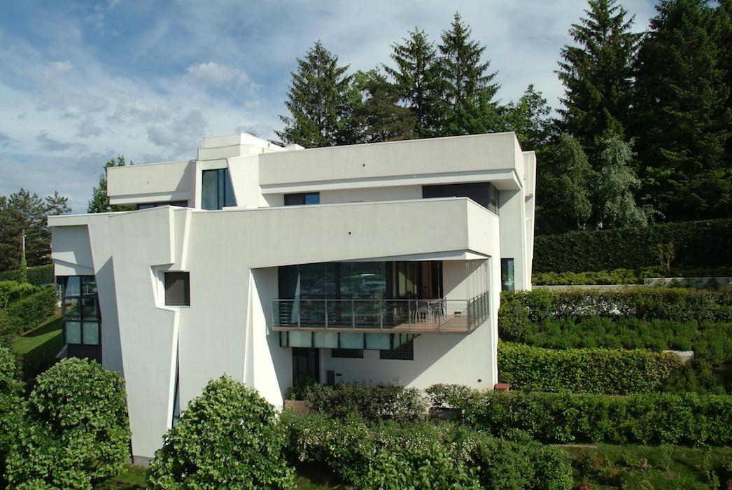 Casa Incastro - Edificio residenziale unifamiliare - archicura ...