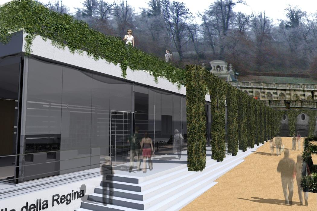 Villa_della_regina_manica_accoglienza
