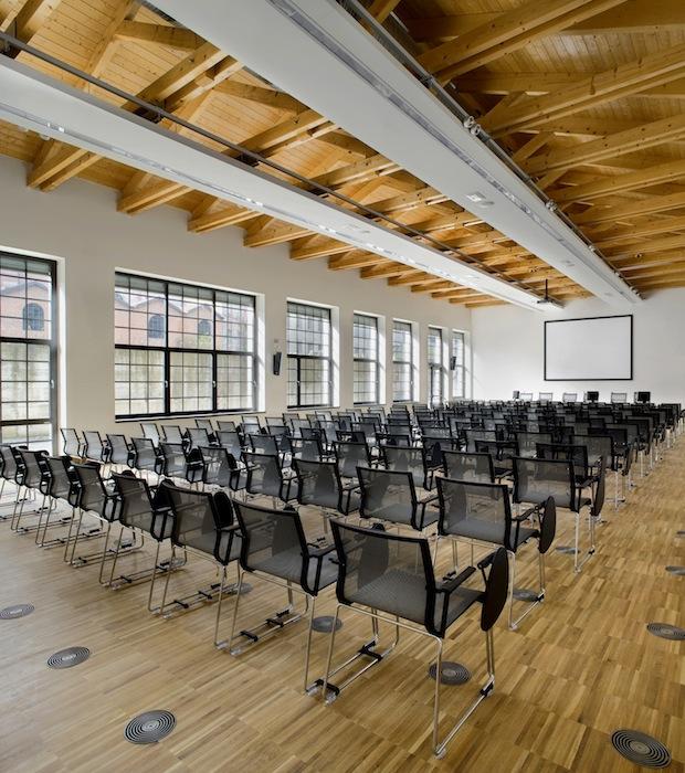 Lanificio_Sella_Biella_auditorium