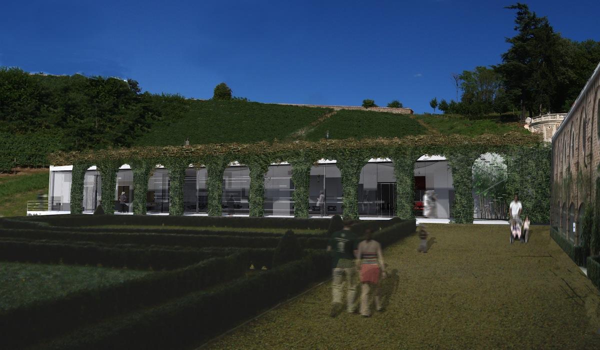 Villa_della_regina_facciata_verde