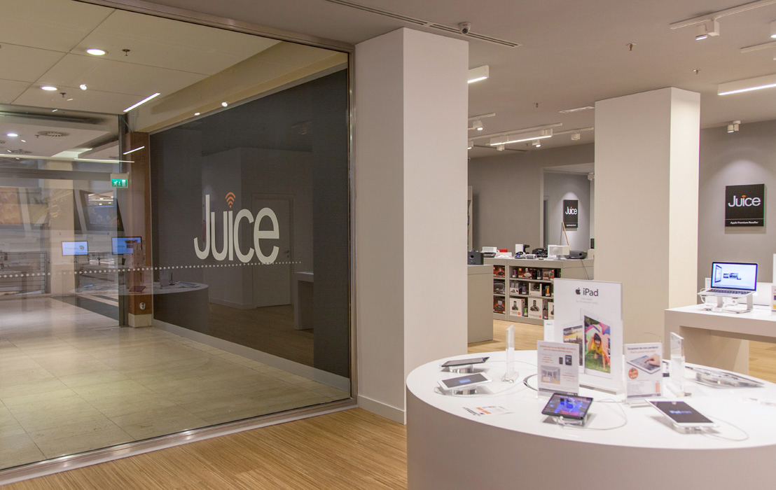Juice  Lingotto WB-3